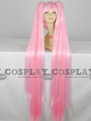 Pink Wig (Long,Sakura Miku)