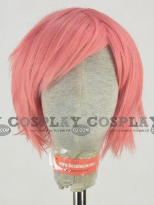 Pink Wig (Short,Straight,BOlive, CF11)
