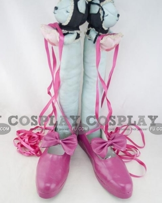Pinkie Pie Shoes (B457) from My Little Pony Friendship Is Magic