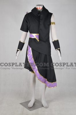 Pit Cosplay (Black) from Kid Icarus