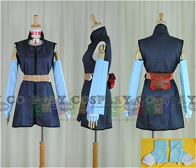 Presea Cosplay from Tales of Symphonia