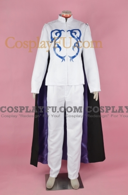 Prince Diamond Cosplay from Sailor Moon