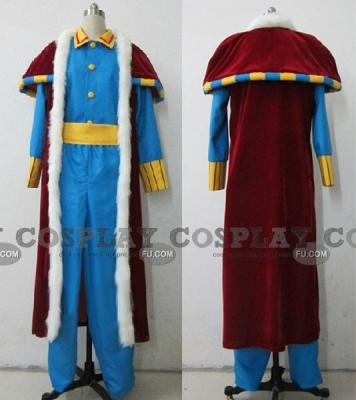 Prince Hata Cosplay from Gin Tama
