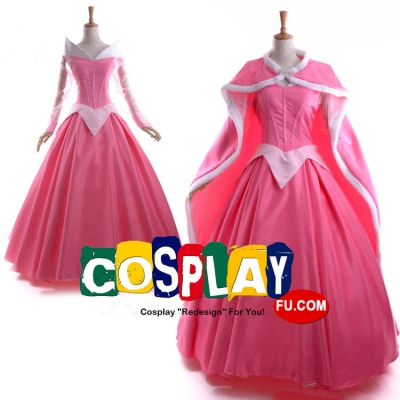 Princess Aurora Cosplay from Sleeping Beauty