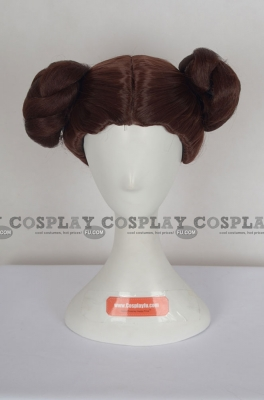 Princess Leia Wig (2nd) from Star Wars