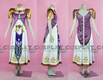 Princess Zelda Cosplay (2nd) from The Legend of Zelda: Twilight Princess