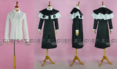 Prussia Costume from Axis Powers Hetalia