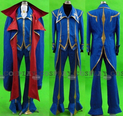 Lelouch Cosplay (Zero 2nd) from Code Geass