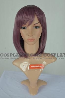 Purple Wig (Medium, Straight, XSP002)