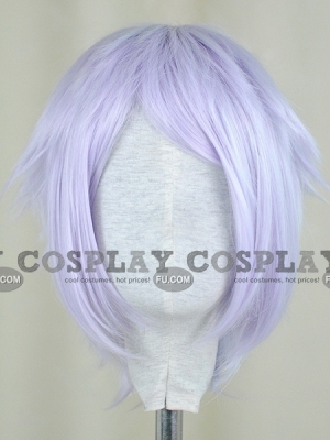 Purple Wig (Short,Spike,Break)
