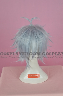 Purple Wig (Short,Spike,CF34)