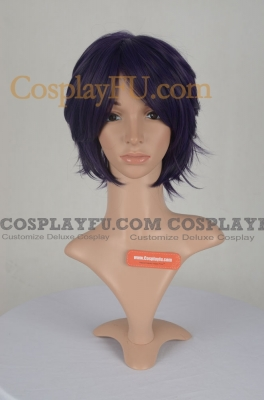 Purple Wig (Short,Spike,XSP03PTZ,CF29)