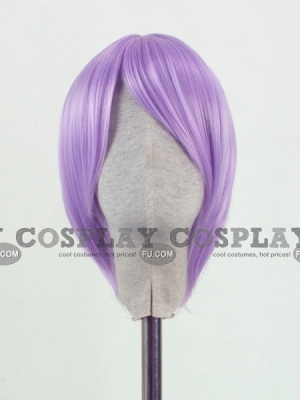 Purple Wig (Short, Straight,Tsukasa,CF28)