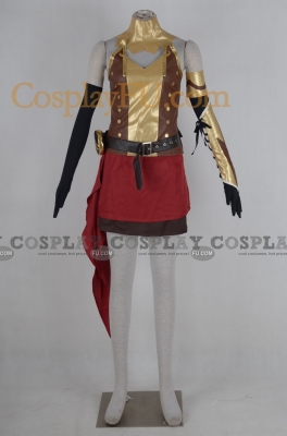 Pyrrha Cosplay from RWBY