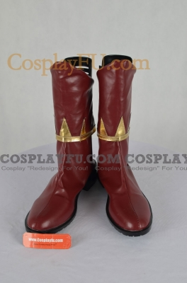 Pyrrha Shoes (1841) from RWBY