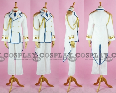 Quartet Night Uniform (Shinning All Star) from Uta no Prince-sama