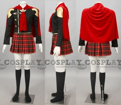 Queen Costume from Final Fantasy Type 0