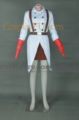 RED Medic Cosplay from Team Fortress 2