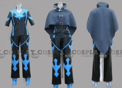 Rai Cosplay from Lamento Beyond the Void