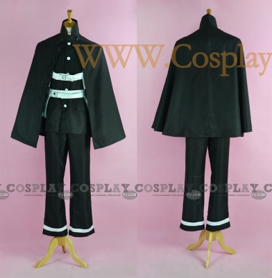 Raidou Cosplay from Shin Megami Tensei Devil Summoner