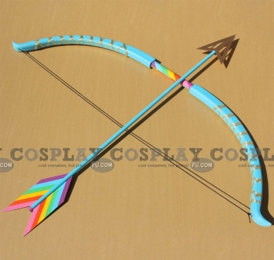 Rainbow Dash Bow and Arrow from My Little Pony