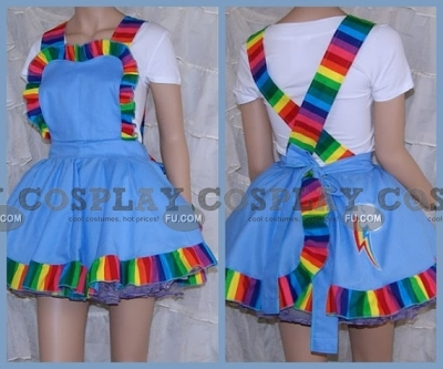 Rainbow Dash Cosplay (Maid) from My Little Pony