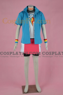 Rainbow Dash Cosplay from My Little Pony