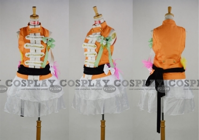 Ranka Cosplay (Chestnut Daughter) from Macross Frontier