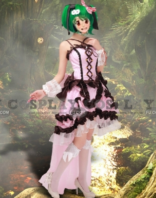 Ranka Costume (Amusement Park) from Macross Frontier