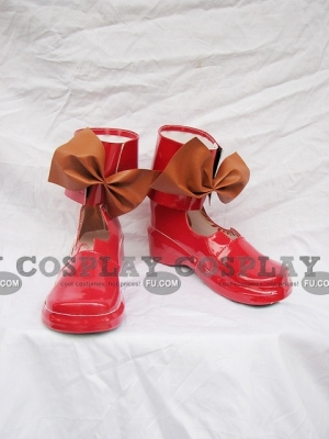 Ranka Shoes (A393) from Macross Frontier