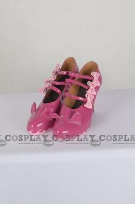 Ranka Shoes (B336) from Macross Frontier