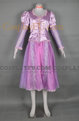 Rapunzel Cospaly from Tangled
