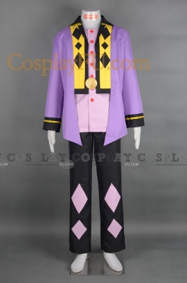 Raven Costume from Tales of Vesperia