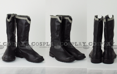 Raven Shoes (D030) from Tales of Vesperia