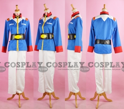 Ray Costume from  Mobile Suit Gundam