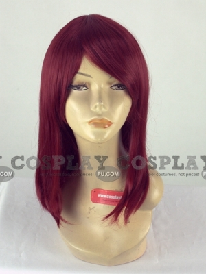 Red Wig (Medium, Straight, GHW02BC20)