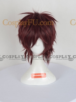 Red Wig (Short,Spike,KSP,CF29)