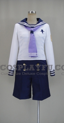 Rei Costume (Sailor Uniform) from Free
