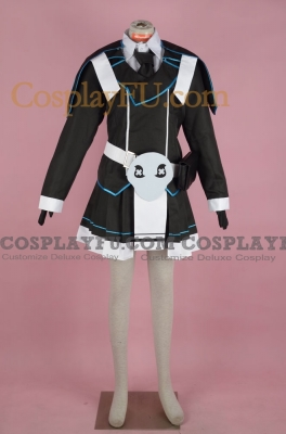 Rei Cosplay from Hyperdimension Neptunia