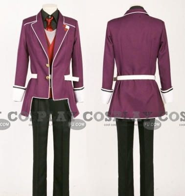 Reiji Cosplay (Purple Version) from Diabolik Lovers