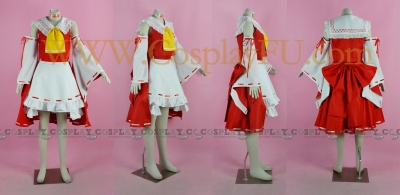 Reimu Cosplay (Curiosities of Lotus Asia) from Touhou Project