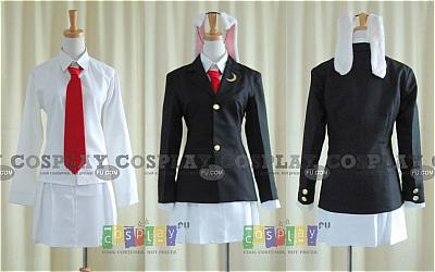 Reisen Cosplay Costume from Touhou Project
