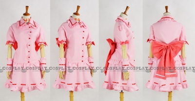 Remilia Cosplay Costume from Touhou Project