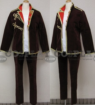 Ren Cosplay from Uta no Prince sama Debut