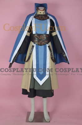 Ricken Cosplay from Fire Emblem Awakening
