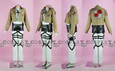 Rico Cosplay (Garrison) from Attack On Titan