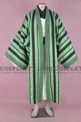 Rihan Cosplay (Green Kimono) from Nurarihyon no Mago