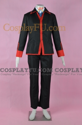 Riki Cosplay from Little Busters