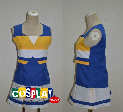 Rikka Cosplay (Cheerleaders) from Love Chunibyo and Other Delusions