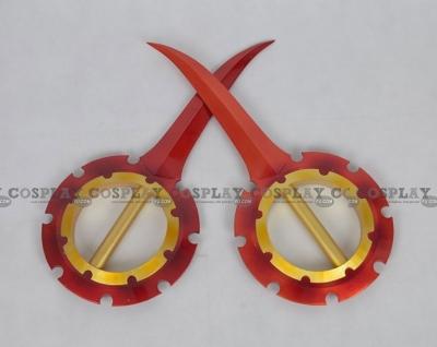 Rikku Daggers (DX18) from Final Fantasy